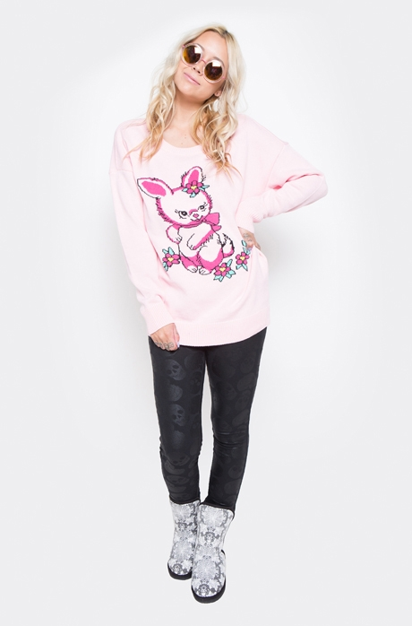 Bunny Bunch Sweater