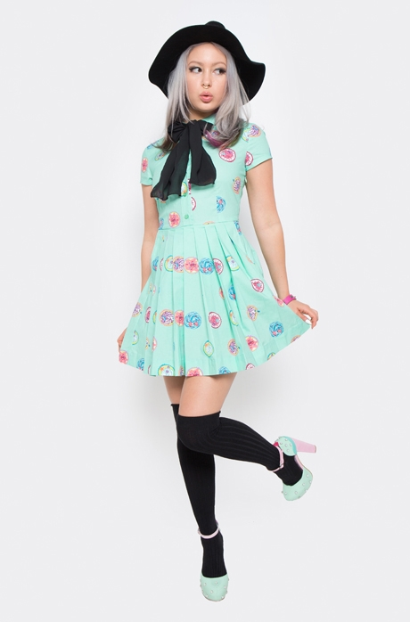For Cups Cake Dress